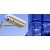 monitoramento remoto de prédios comerciais preço Parque Gabriel