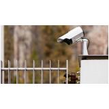 monitoramento remoto de prédios residenciais preço Recanto Florido