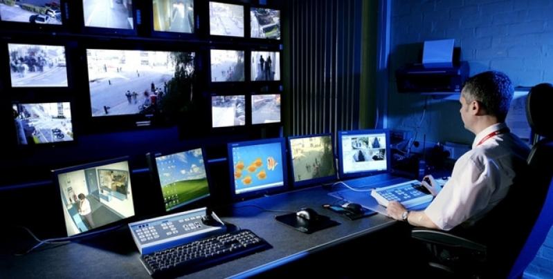 monitoramento virtual 24h preço Condomínio Vista Alegre