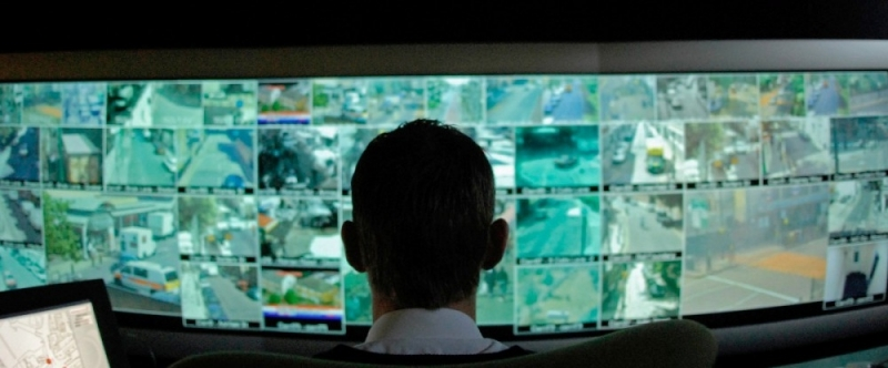 monitoramento virtual de câmera Jardim São João