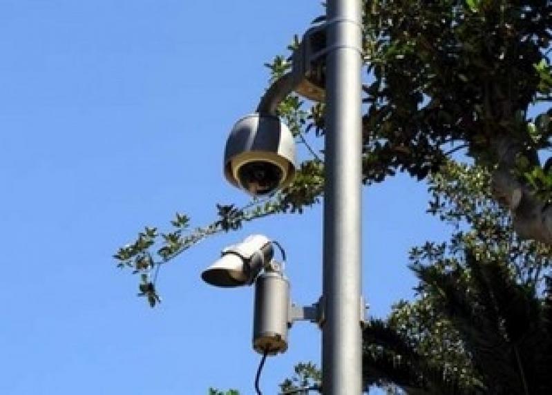 monitoramento virtual de câmeras Jardim Santana