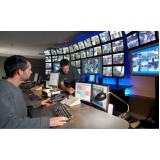 monitoramento virtual de condomínios residenciais preço Jardim das Paineiras