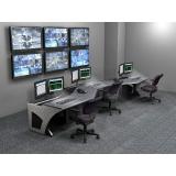 monitoramento virtual de portaria Jardim Nova Europa