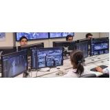 monitoramentos virtuais de condomínios residenciais Jardim Alice