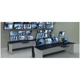 monitoramentos virtuais de prédios comerciais Parque Horizonte