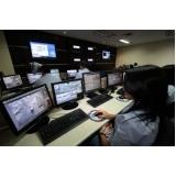 monitoramentos virtuais de prédios residenciais na Guanabara