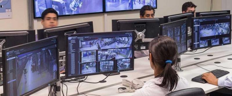 monitoramento remoto de câmeras