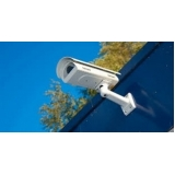 orçamento de instalação de camera de segurança residencial com monitor Jardim Santo Andre