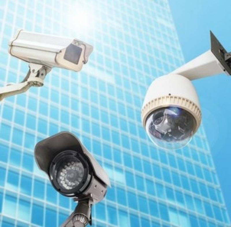 quanto custa câmera de segurança cftv Samambaia