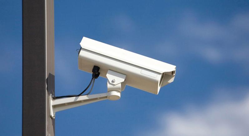 quanto custa câmera de segurança de alta resolução Jardim América