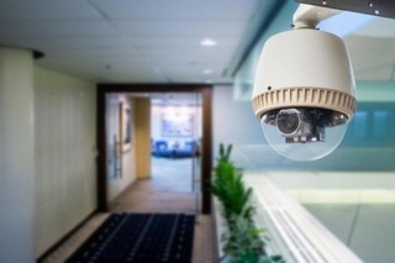 quanto custa câmeras de vigilância para condomínio Parque das Colinas