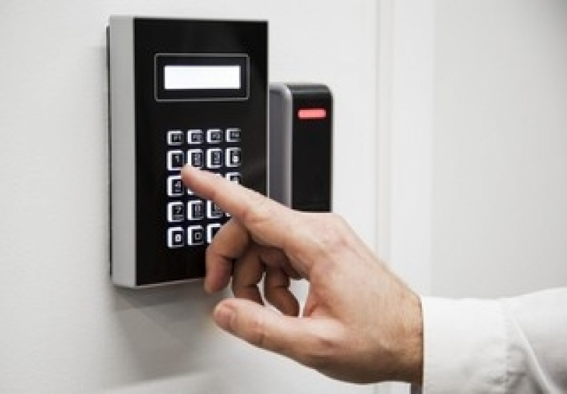 quanto custa controle de acesso biométrico Jardim Delforno