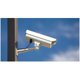 serviço de monitoramento remoto 24 hs Condomínio Vista Alegre