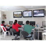 serviço de portaria virtual a distância Jardim Gelleto