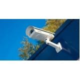 Instalação de Cameras de Segurança
