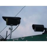valor de instalação de camera de segurança para área externa Vila Rubens